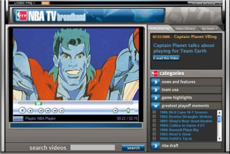 Captain Planet, he's our hero!